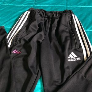 Adidas climate cool workout leggings